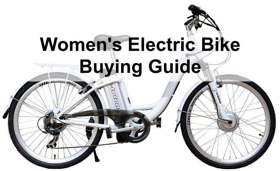 the best guide for buying a womens electric bike in 2019